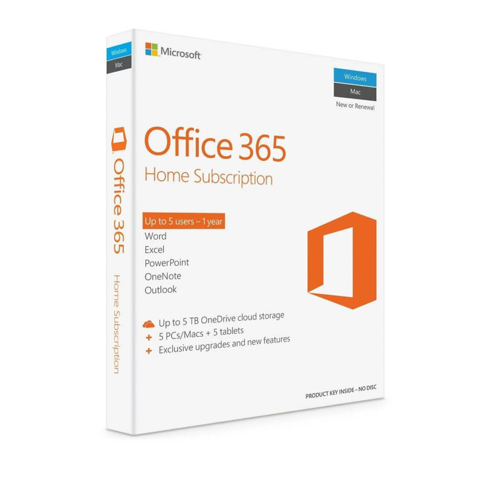 microsoft office home and office for mac