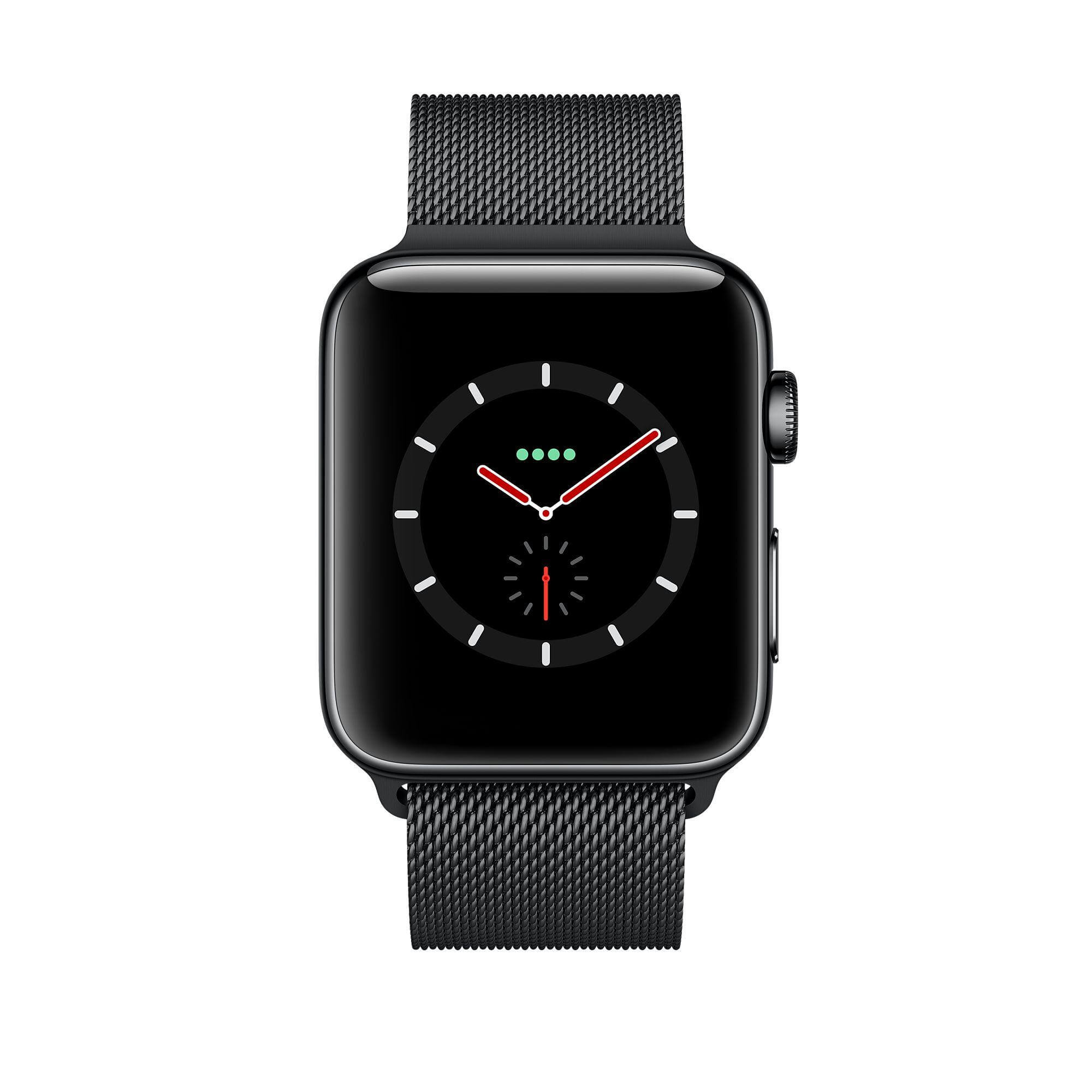 loop comments watch aw the mesh watches grey picturespace black milanese with r series space applewatch